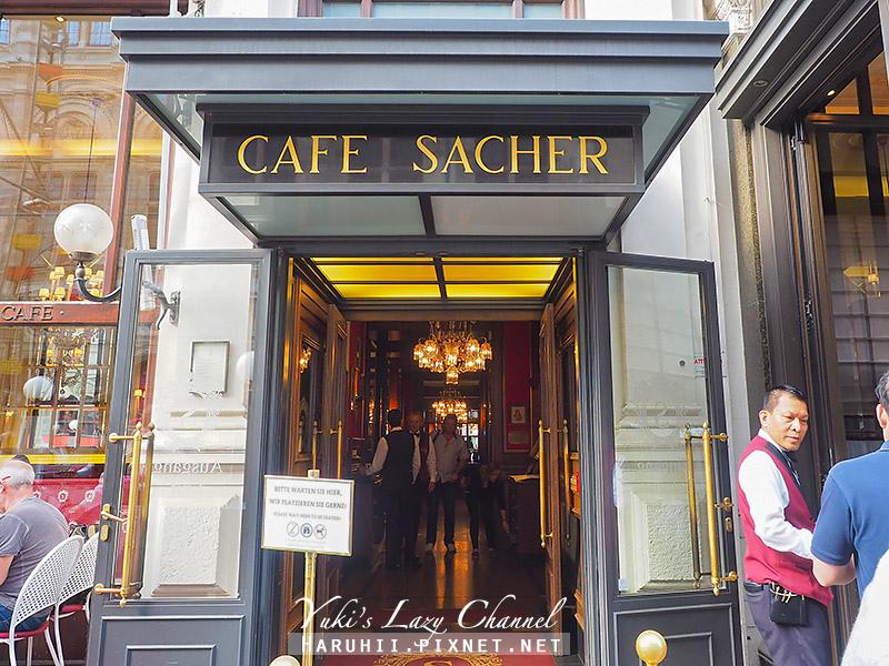 維也納必吃薩赫蛋糕Cafe Sacher7.jpg