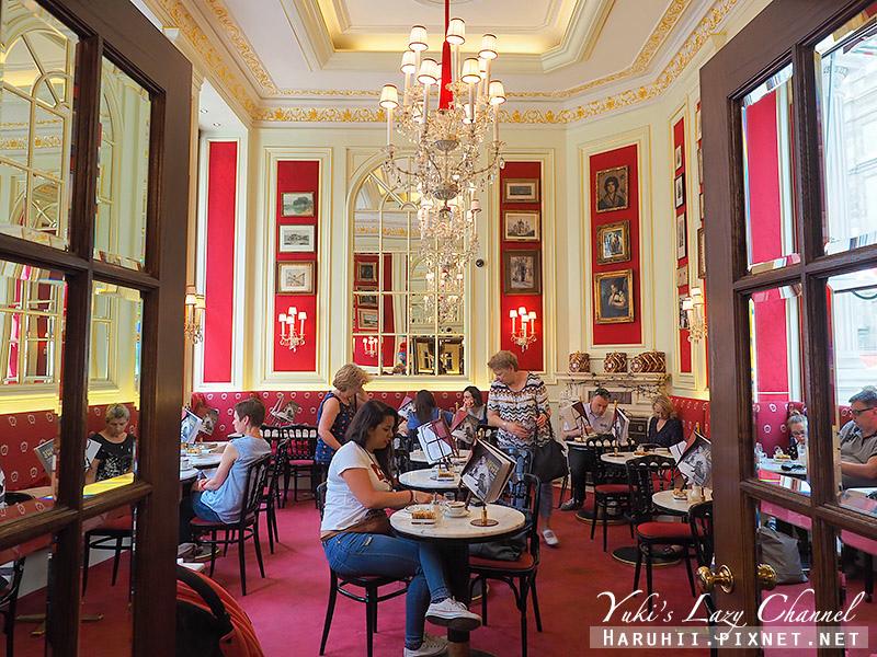 維也納必吃薩赫蛋糕Cafe Sacher8.jpg