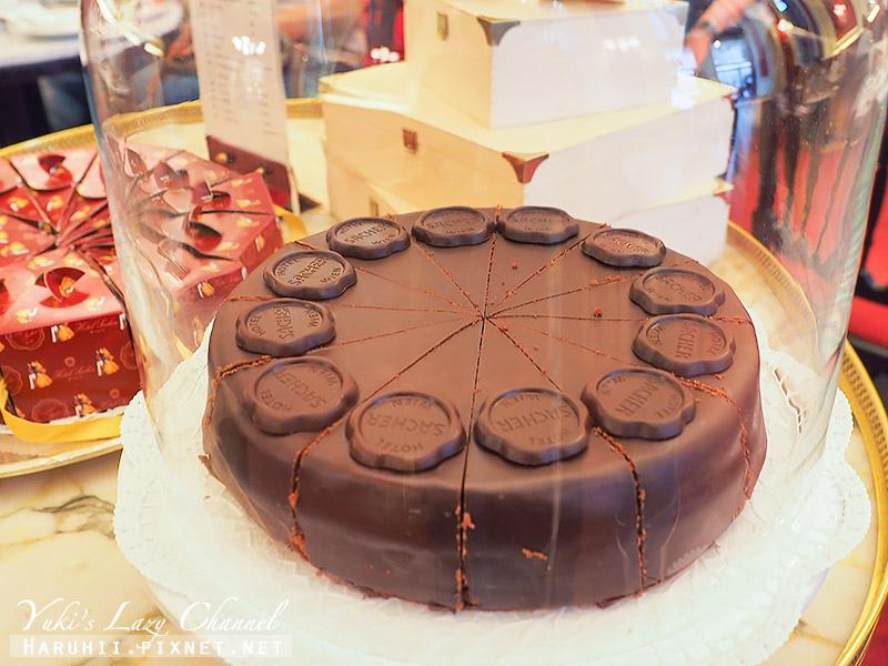 維也納必吃薩赫蛋糕Cafe Sacher13.jpg