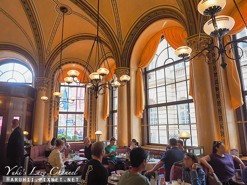 Cafe Central維也納中央咖啡館4.jpg