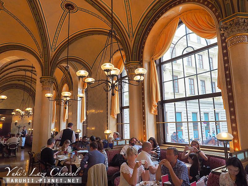 Cafe Central維也納中央咖啡館7.jpg