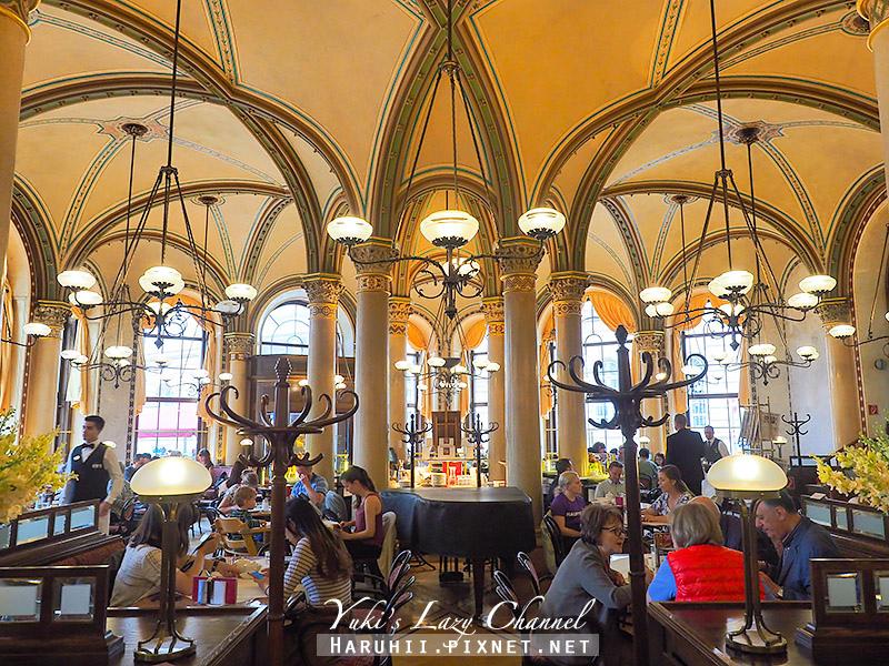 Cafe Central維也納中央咖啡館12.jpg