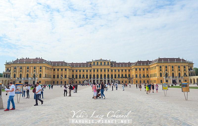 美泉宮 熊布朗宮Schönbrunn Palace.JPG