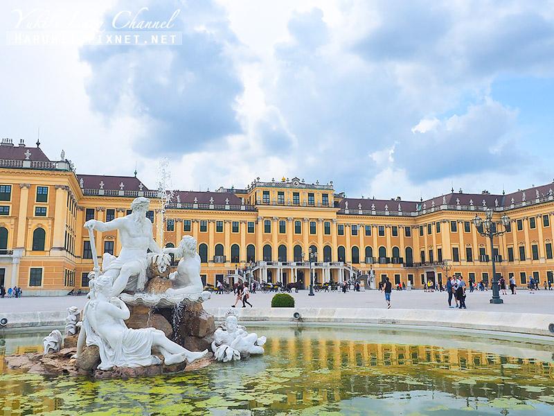 美泉宮 熊布朗宮Schönbrunn Palace5.jpg
