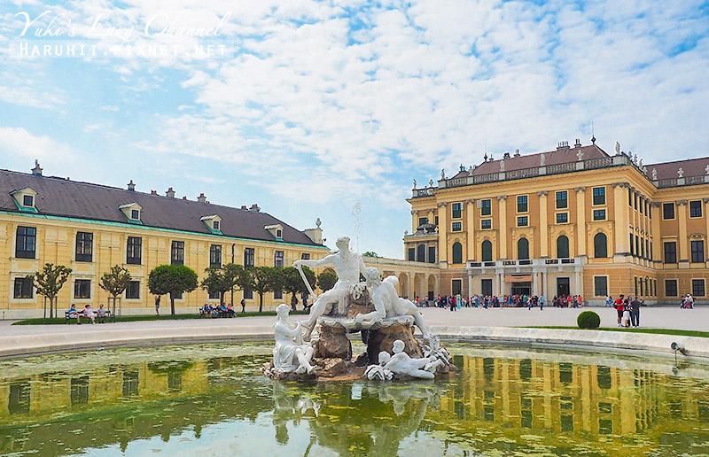 美泉宮 熊布朗宮Schönbrunn Palace10.jpg