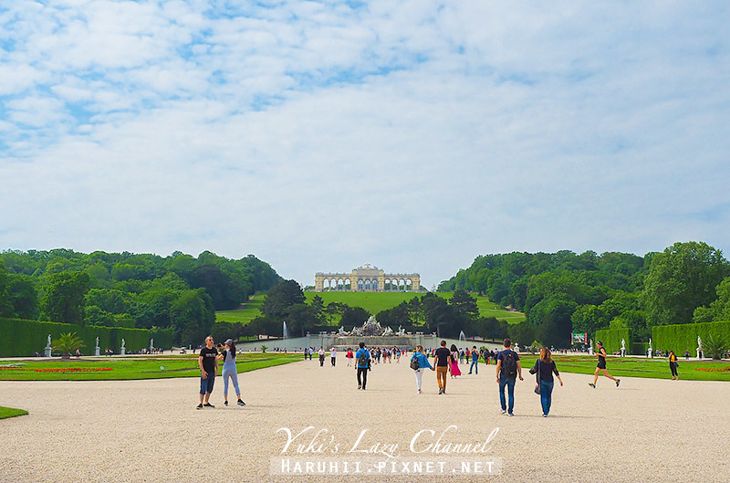 美泉宮 熊布朗宮Schönbrunn Palace13.jpg