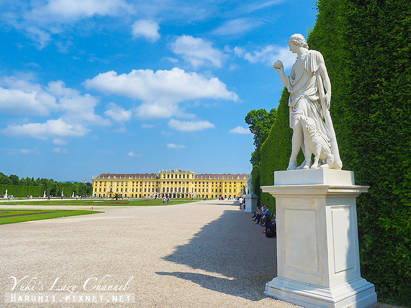 美泉宮 熊布朗宮Schönbrunn Palace22.jpg