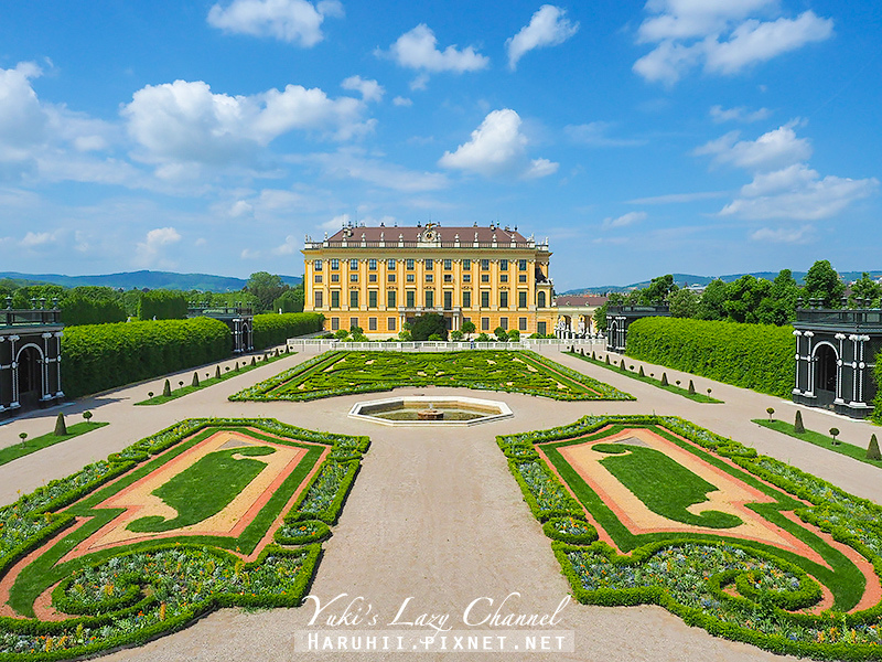 美泉宮 熊布朗宮Schönbrunn Palace25.jpg