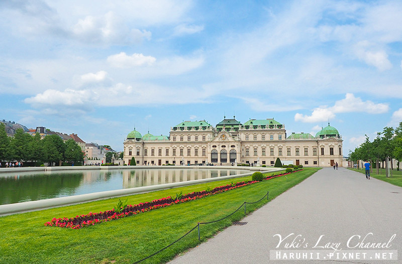 美景宮 Schloss Belvedere5.jpg