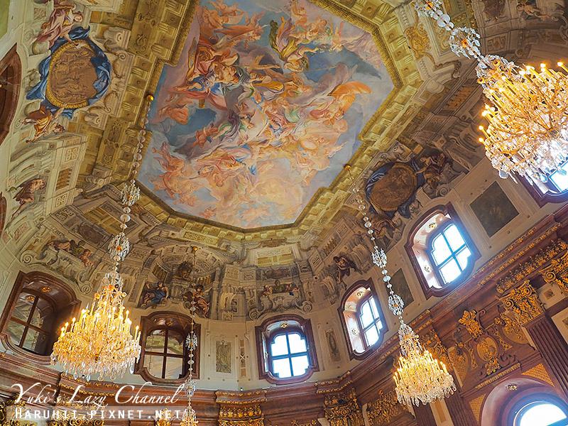 美景宮 Schloss Belvedere10.jpg