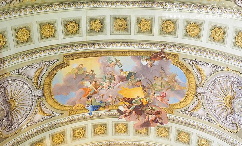 奧地利國家圖書館Austrian National Library5.jpg