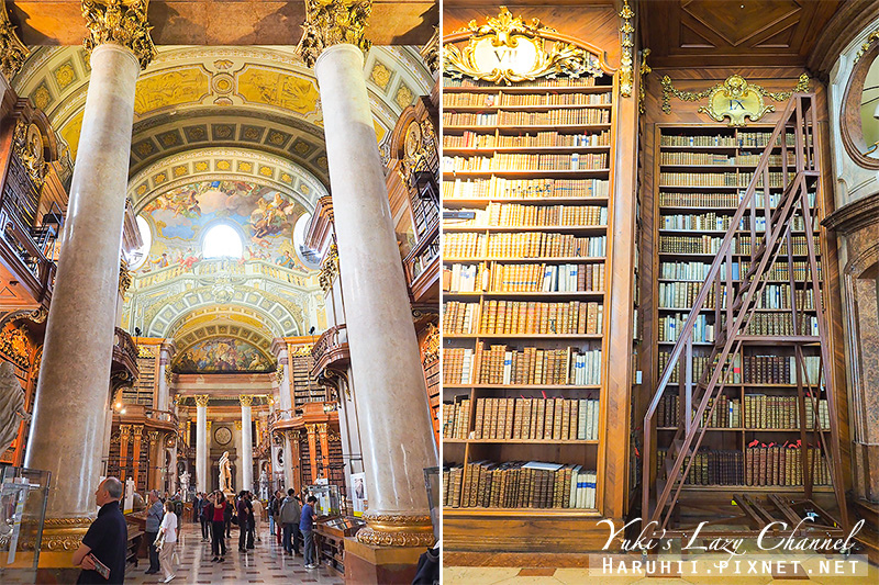 奧地利國家圖書館Austrian National Library6.jpg