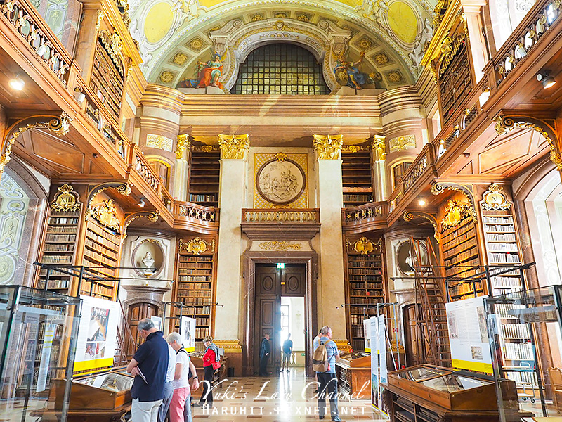 奧地利國家圖書館Austrian National Library7.jpg