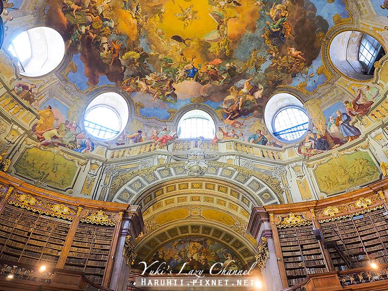 奧地利國家圖書館Austrian National Library9.jpg