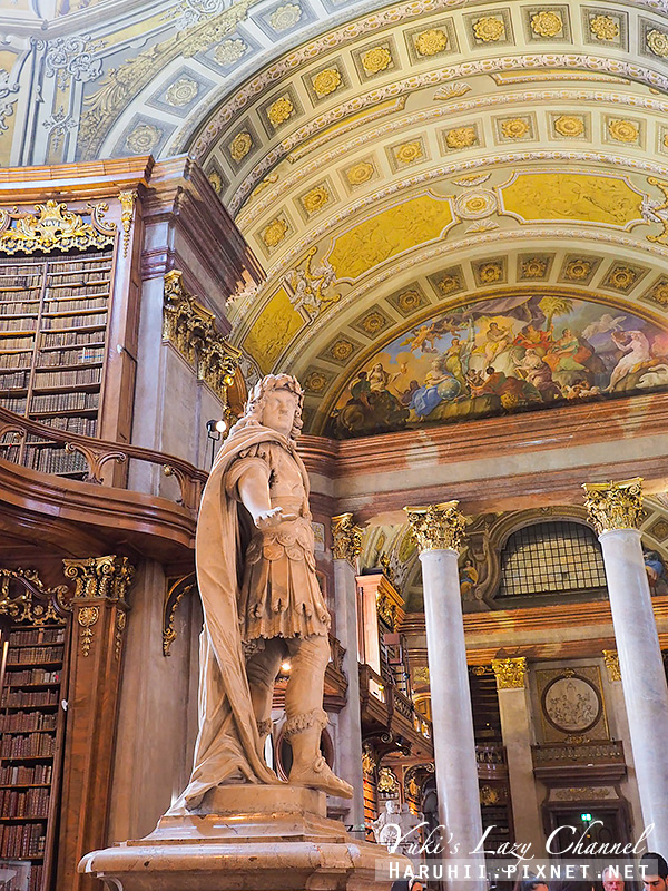 奧地利國家圖書館Austrian National Library11.jpg