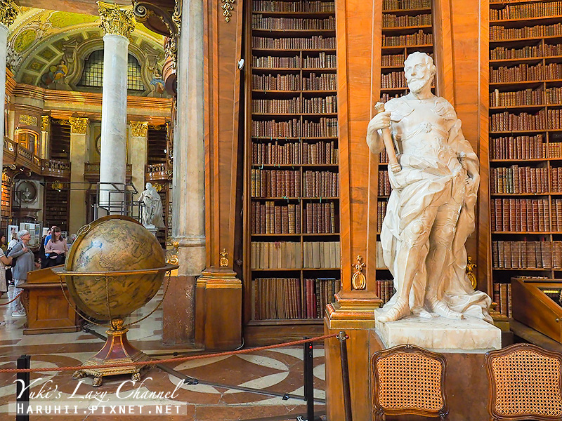 奧地利國家圖書館Austrian National Library13.jpg