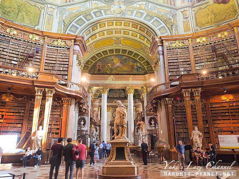 奧地利國家圖書館Austrian National Library16.jpg