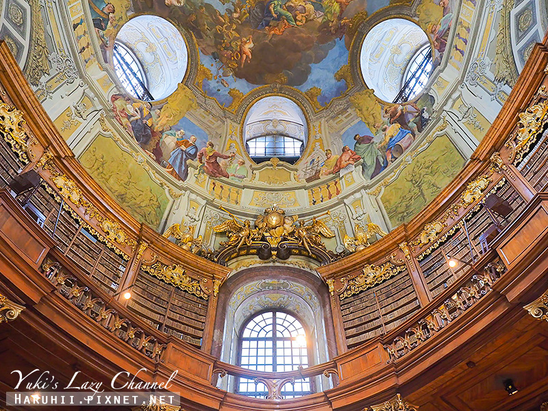 奧地利國家圖書館Austrian National Library17.jpg