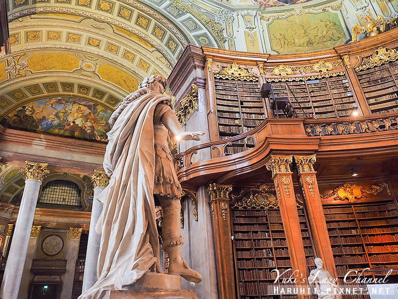 奧地利國家圖書館Austrian National Library18.jpg
