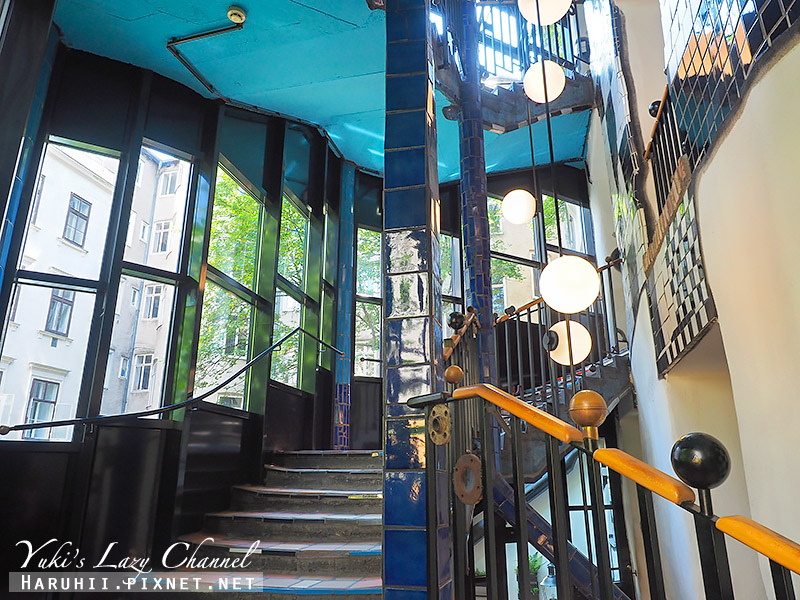 維也納藝術之家 KUNST HAUS WIEN. Museum Hundertwasser9.jpg
