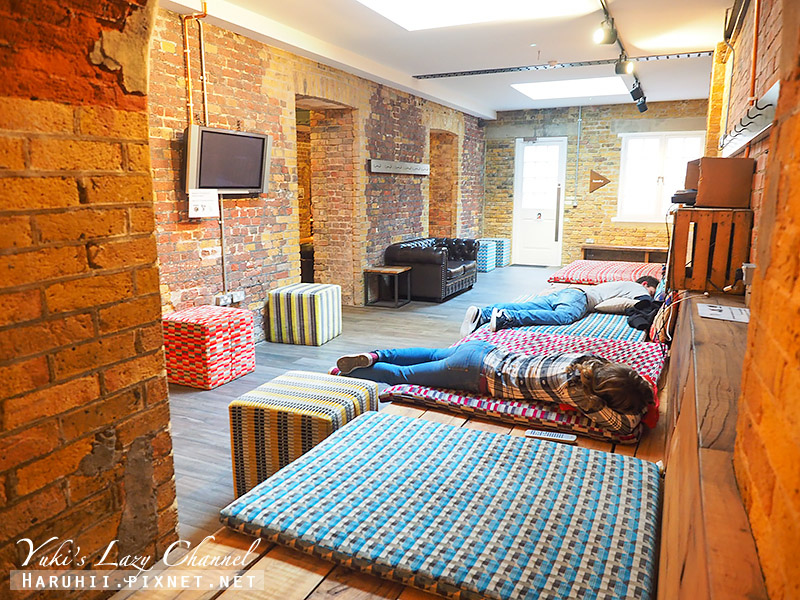 Wombat's CITY Hostel - London倫敦袋熊城市青年旅館10.jpg
