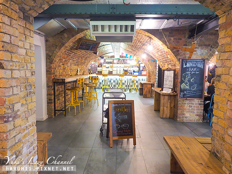 Wombat's CITY Hostel - London倫敦袋熊城市青年旅館11.jpg