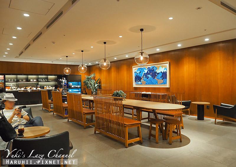 國泰航空貴賓室CX Lounge 桃園機場一航5.jpg