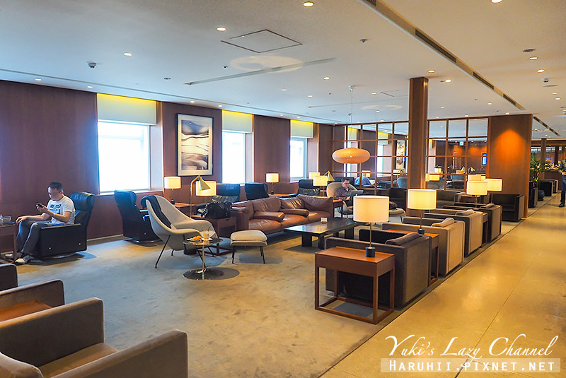 國泰航空貴賓室CX Lounge 桃園機場一航13.jpg