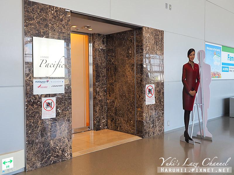 關西機場國泰航空貴賓室Lounge Pacific.jpg