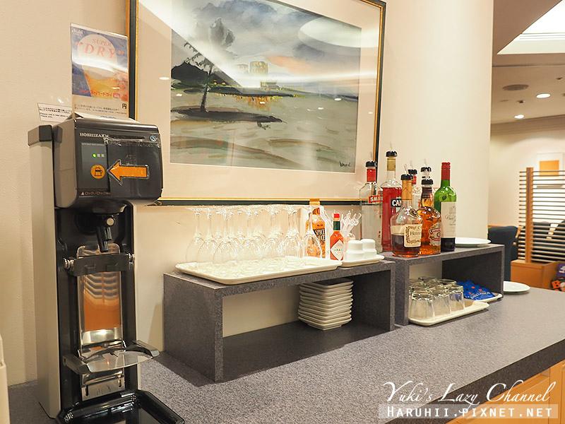 關西機場國泰航空貴賓室Lounge Pacific4.jpg