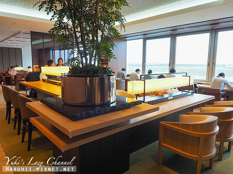 新千歲機場日航Sakura Lounge5.jpg