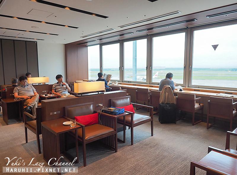 新千歲機場日航Sakura Lounge6.jpg