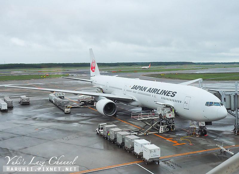 新千歲機場日航Sakura Lounge10.jpg