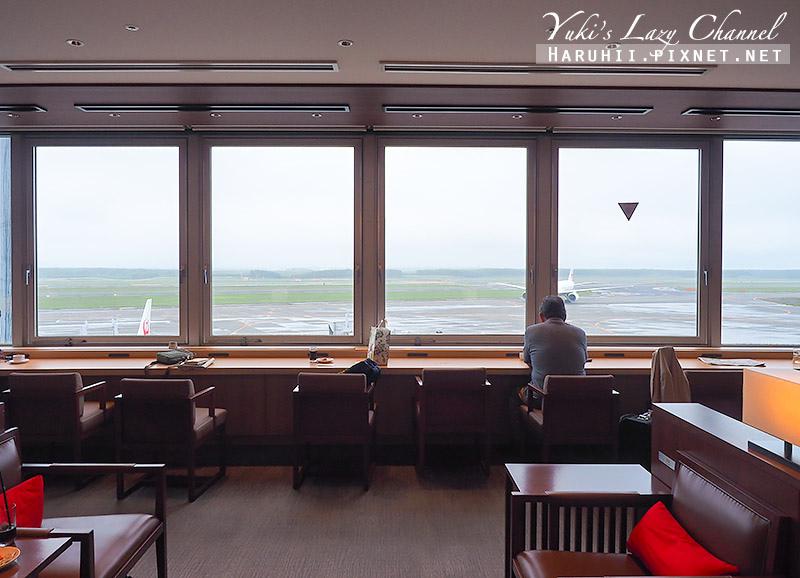 新千歲機場日航Sakura Lounge15.jpg
