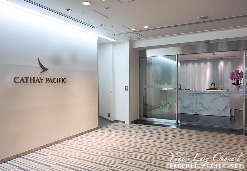 成田機場國泰航空貴賓室NRT CX Lounge.jpg