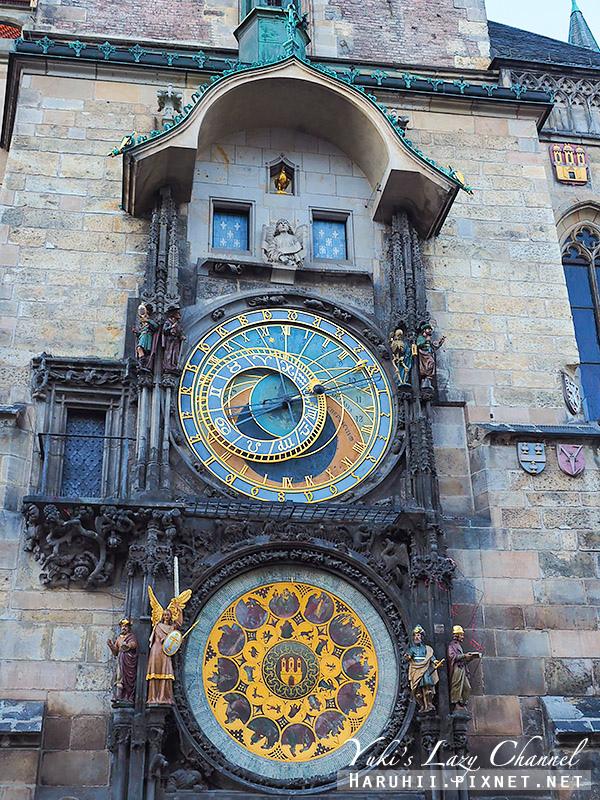 布拉格天文鐘 Pražský orloj1.jpg