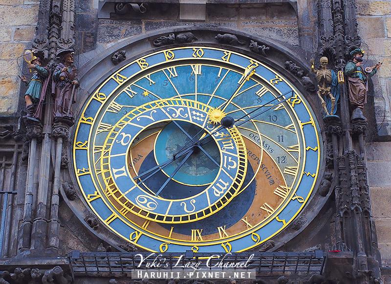 布拉格天文鐘 Pražský orloj4.jpg
