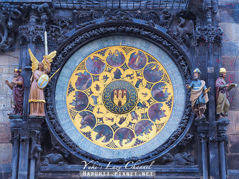 布拉格天文鐘 Pražský orloj3.jpg