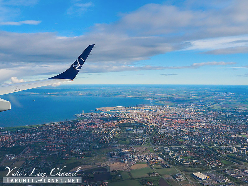 波蘭航空LOT LO463 華沙-哥本哈根16.jpg