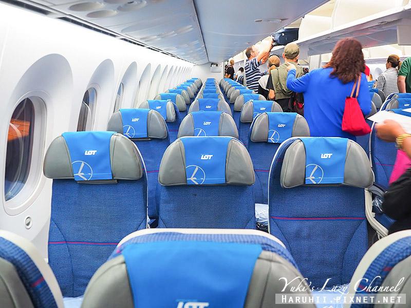 波蘭航空新加坡飛華沙 LOT Polish Airlines LO68 2.jpg