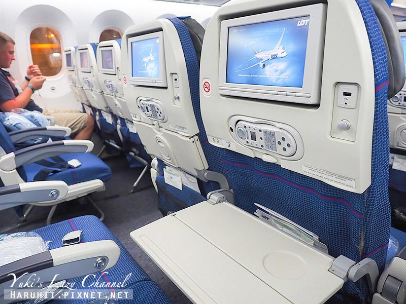 波蘭航空新加坡飛華沙 LOT Polish Airlines LO68 11.jpg