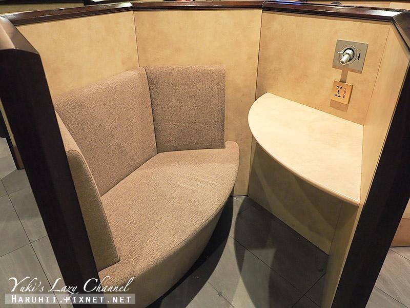 新加坡樟宜機場環亞貴賓室Plaza Premiem Lounge22.jpg