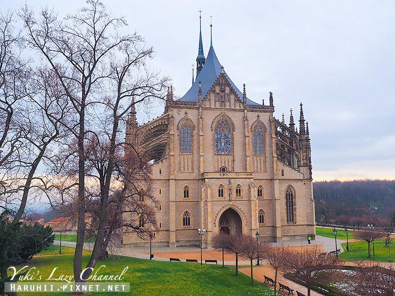 聖巴巴拉教堂 Chrám svaté Barbory.jpg