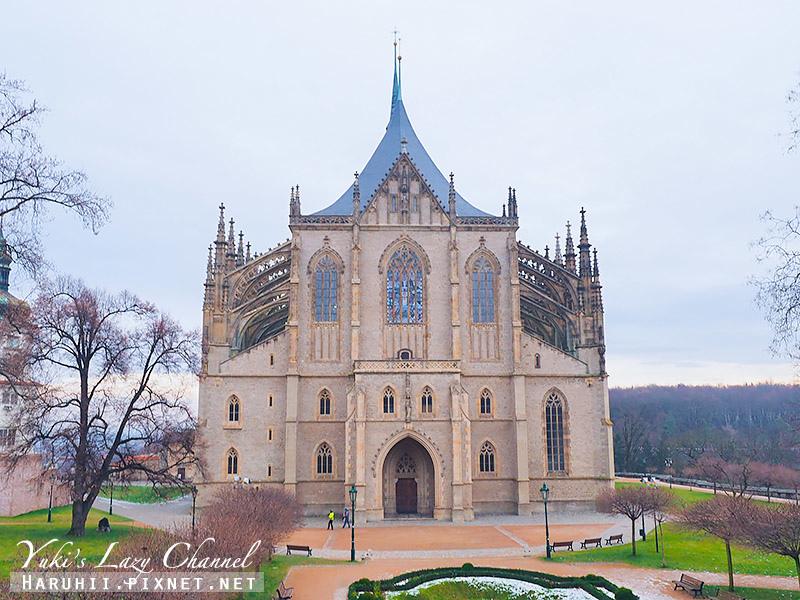聖巴巴拉教堂 Chrám svaté Barbory2.jpg