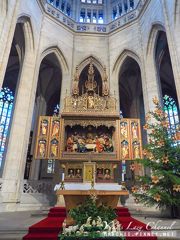 聖巴巴拉教堂 Chrám svaté Barbory5.jpg