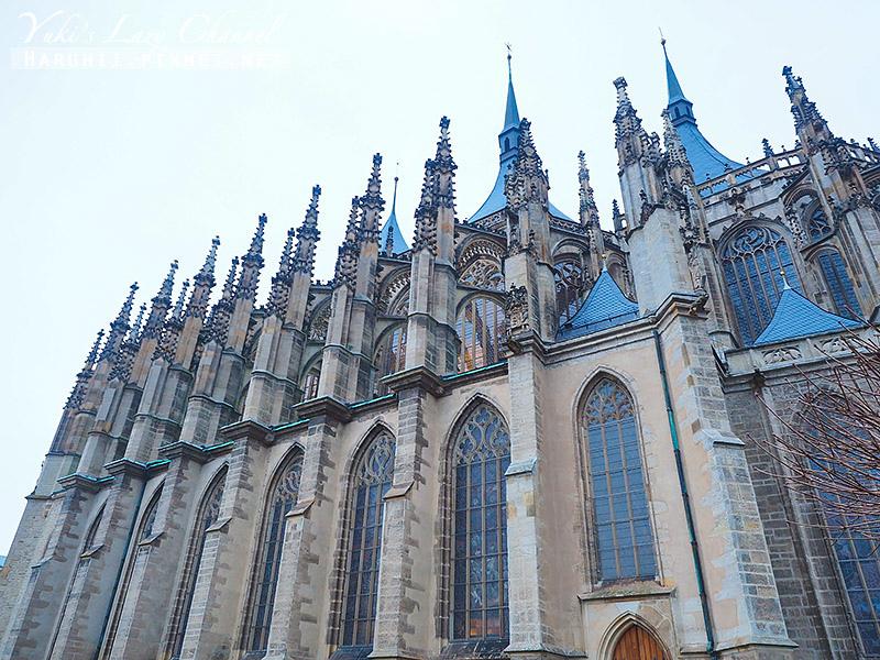 聖巴巴拉教堂 Chrám svaté Barbory10.jpg