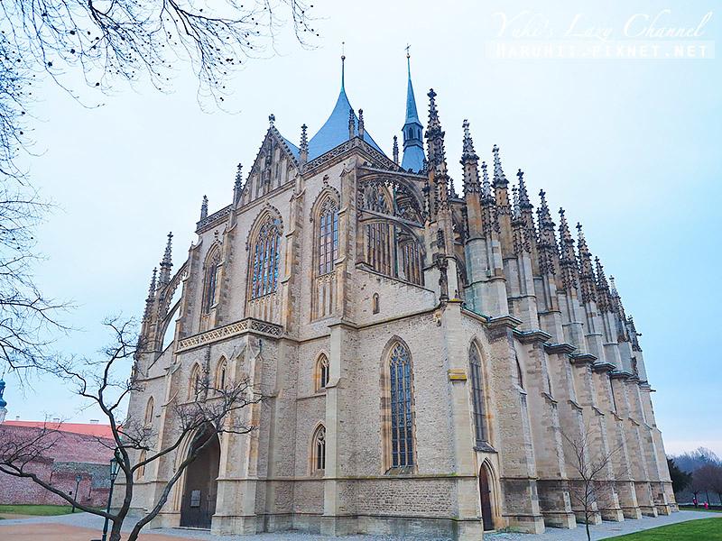 聖巴巴拉教堂 Chrám svaté Barbory11.jpg
