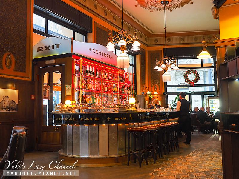 布達佩斯中央咖啡館Central Cafe4.jpg