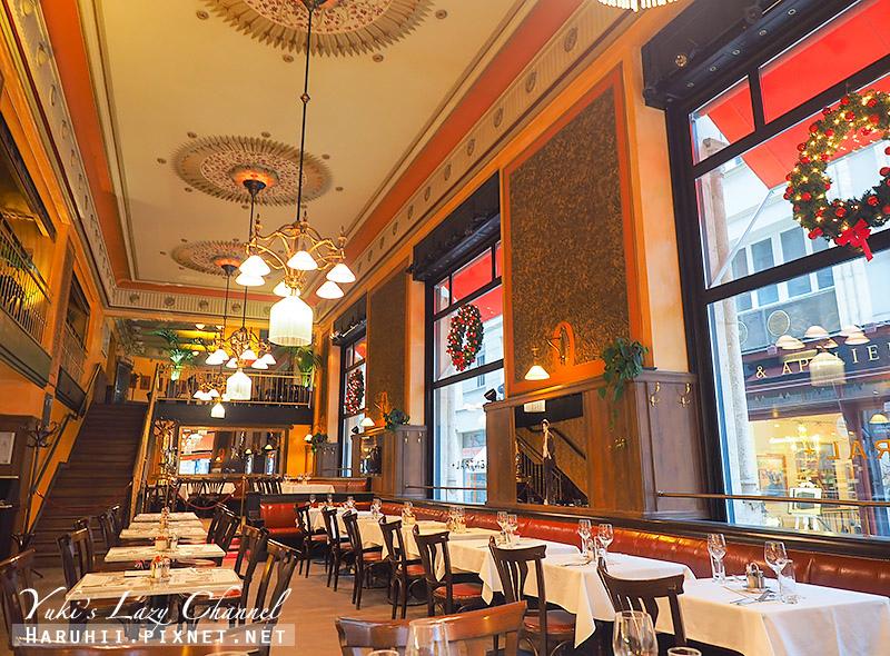 布達佩斯中央咖啡館Central Cafe7.jpg