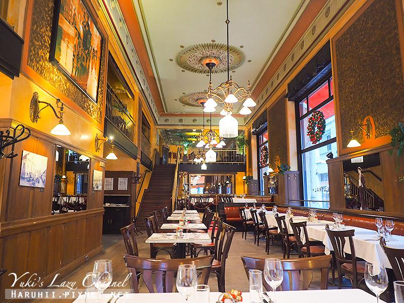 布達佩斯中央咖啡館Central Cafe8.jpg